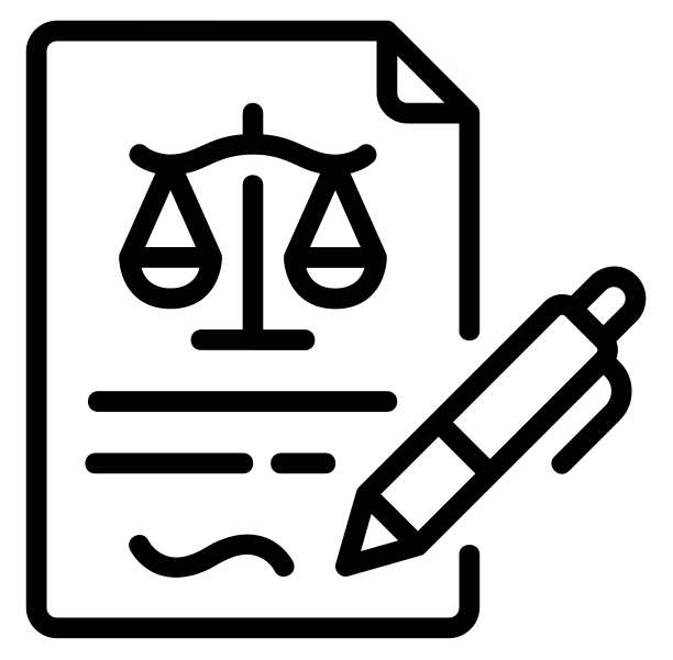Illustration af skabelon til en samejeoverenskomst eller samejekontrakt