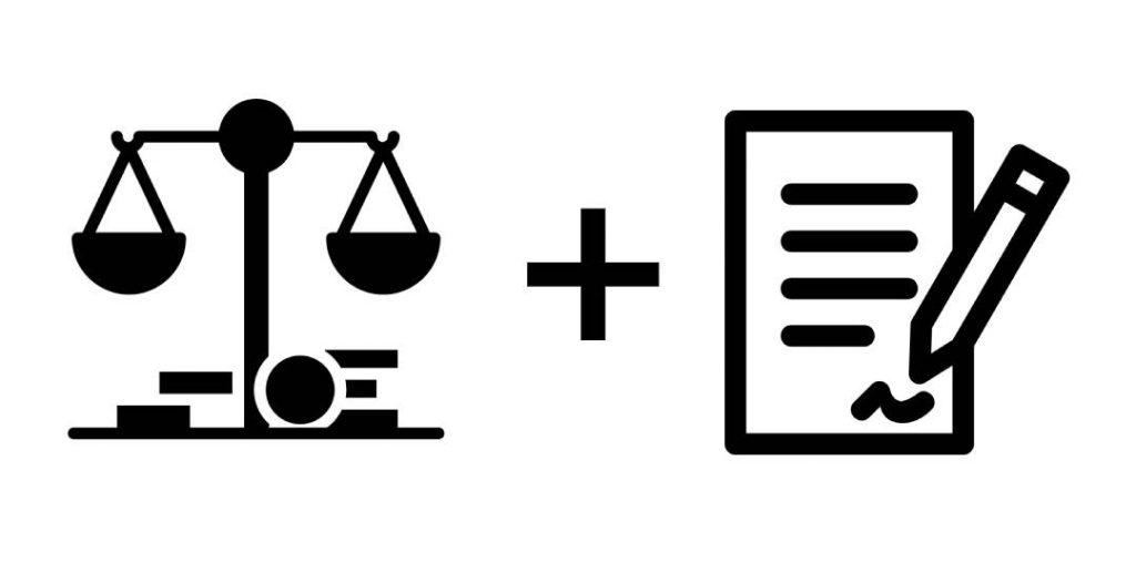 Arveforskud - se hvordan du laver en kontrakt eller dokument med en formular eller skabelon